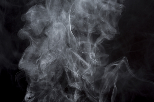 煙の臭い・クレオソート