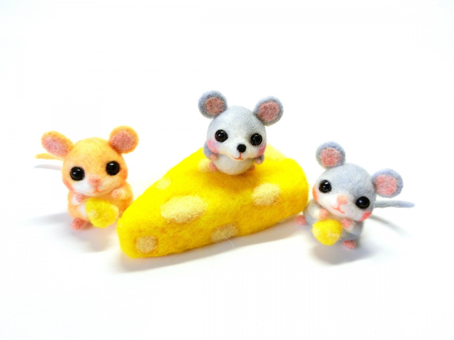 ネズミが好きなエサは何か