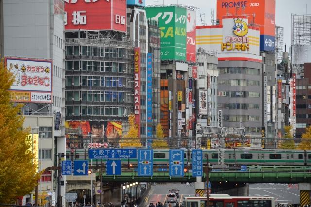 新宿は集合住宅でのネズミ被害が多い