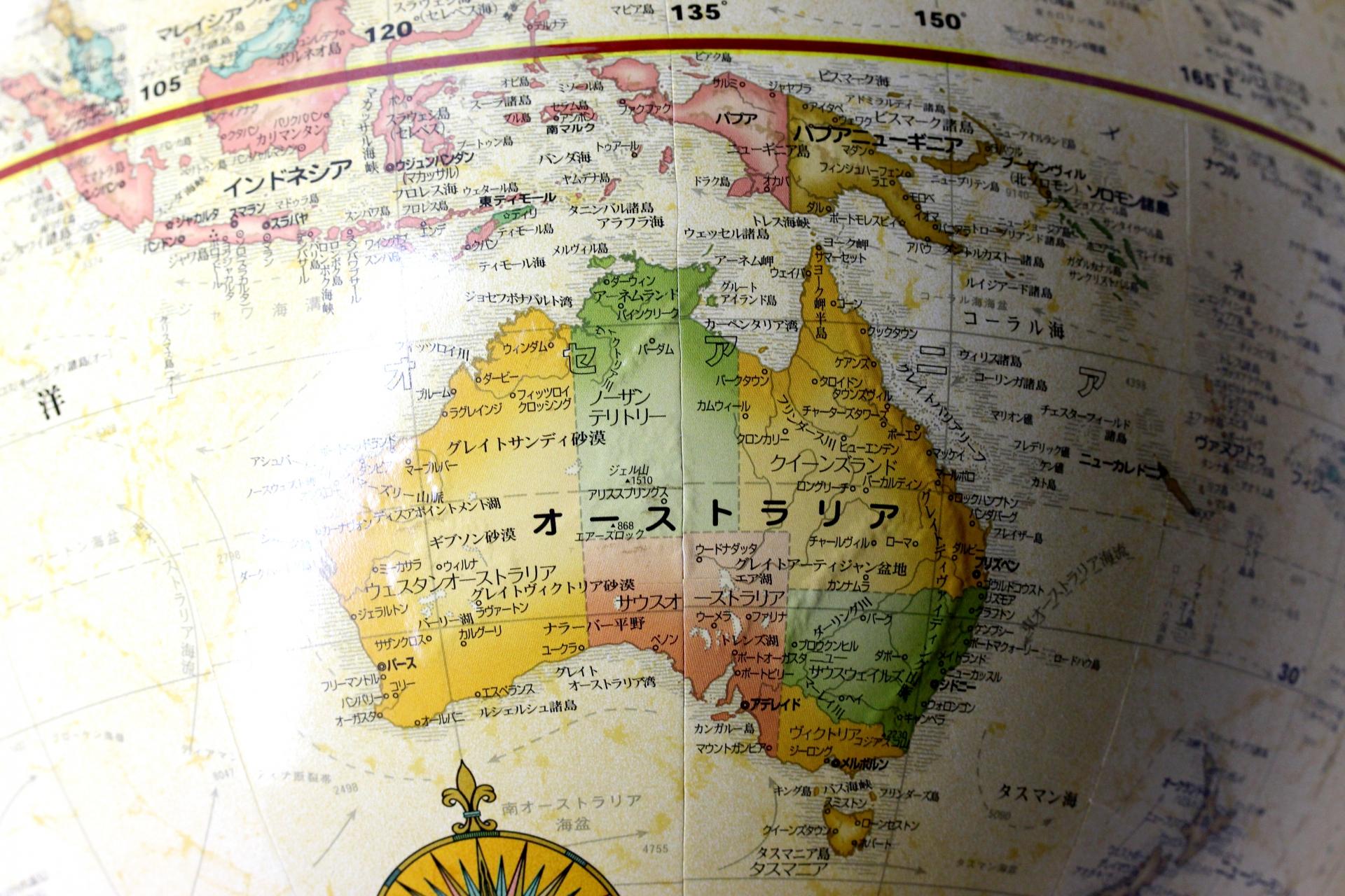 オーストラリアのネズミ大量発生について